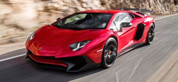 5/26/16 O&A NYC AUTOMOBILE: The 2016 Superveloce Lamborghini Aventador SV LP750-4
