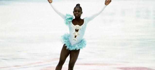 5/16/16 O&A NYC WITH WaleStylez SPORTS: Surya Bonaly 1998 Olympics