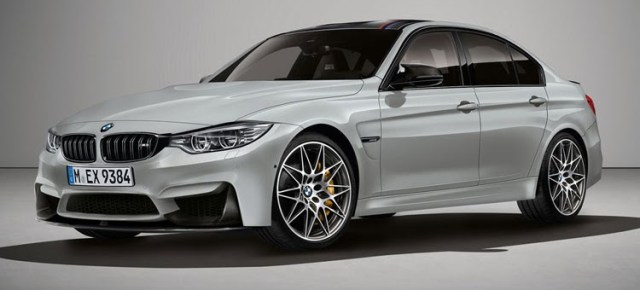 6/2/16 O&A NYC AUTOMOBILE: Happy 30th Birthday M3! BMW releases M3 30 Jahre Edition