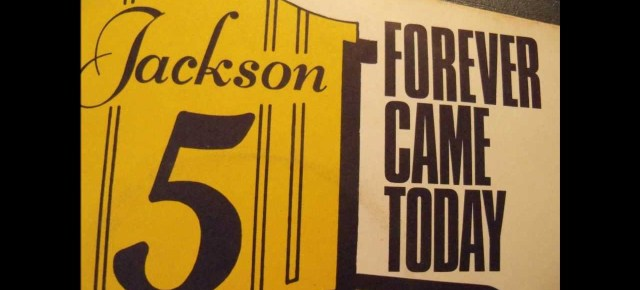 6/2/16 O&A NYC THROWBACK THURSDAY: The Jackson Five- Forever Came Today