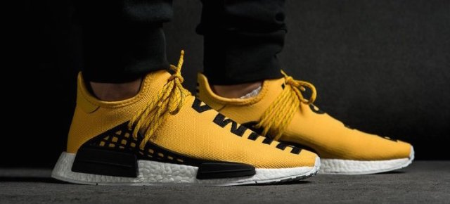 7/26/16 O&A NYC WITH WaleStylez FASHION: adidas x Pharrell NMD Human Race Released !