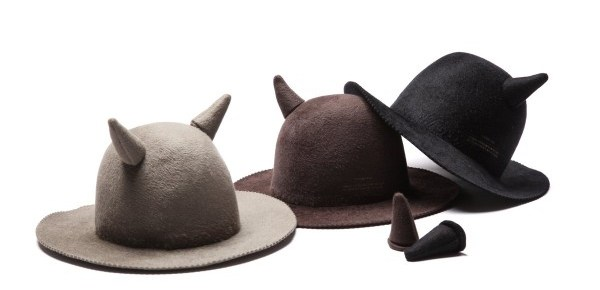 7/26/16 O&A NYC WITH WaleStylez Fashion: Undercover & Kijima Takayuki Unveil Their 2016 Fall Hat Collection