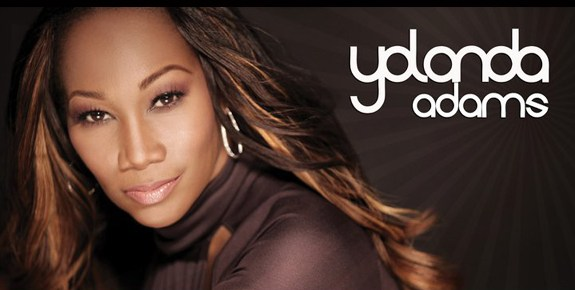 9/4/16 O&A NYC GOSPEL SUNDAY:  Yolanda Adams- Never Give Up