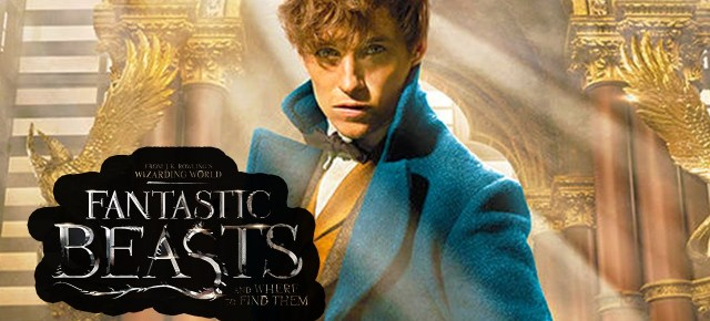 10/11/16 O&A NYC WITH WaleStylez MOVIE PREVIEW: Harry Potter Spin-Off 'Fantastic Beasts