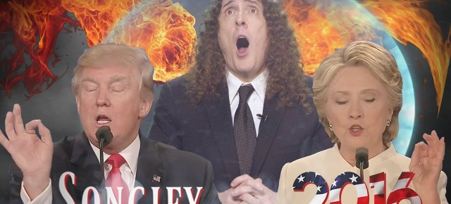 "10/21/16 O&A NYC THE RACE TO THE WHITE HOUSE: Bad Hombres, Nasty Women (ft. ""Weird Al"" Yankovic)"