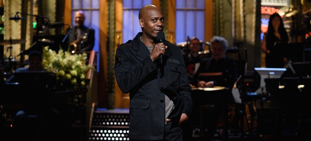 11/14/16 O&A NYC COMEDY- HE'S BACK!: Dave Chappelle Stand-Up Monologue – Saturday Night Live