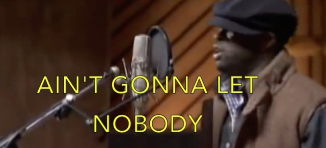 11/9/16 O&A NYC WILDIN OUT WEDNESDAY: The Roots- Ain't Gonna Let Nobody