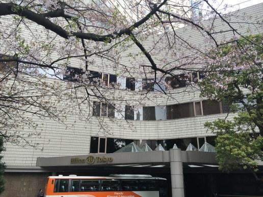 Hilton Tokyo review