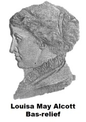 louisa-may-alcott-bas-relief