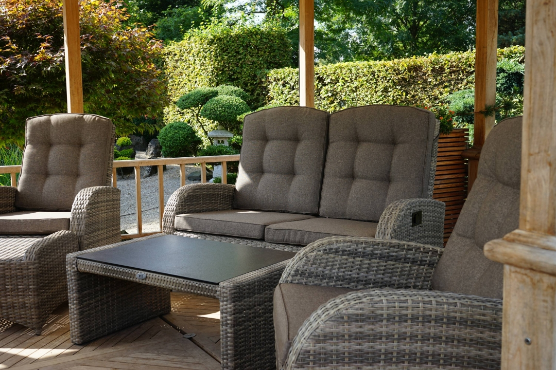 Polyrattan Loungegarnituren Online Kaufen Outdoor Living