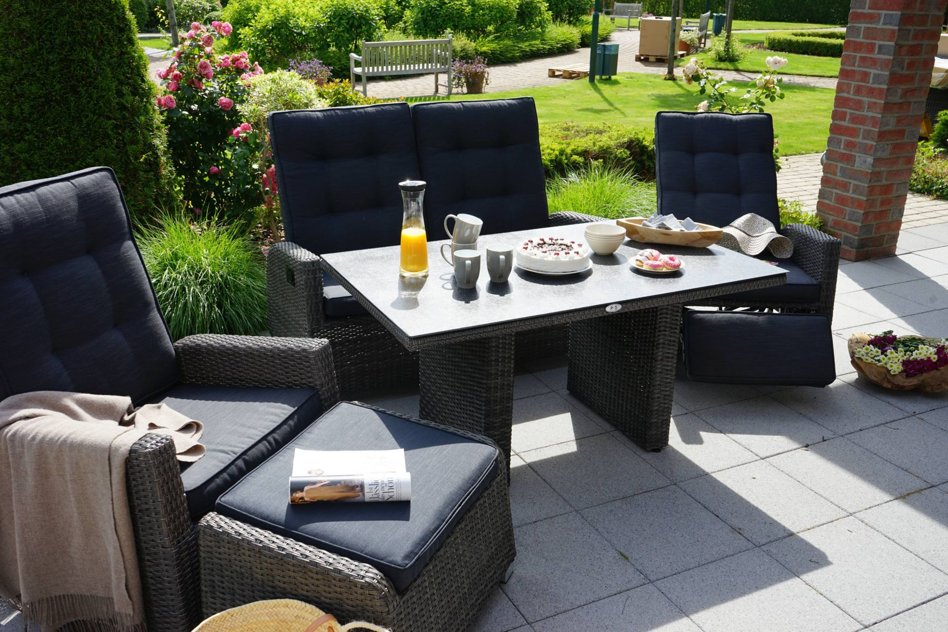 Wohndeko Online Buy Lounge Sets Online In The Outdoor Living Shop