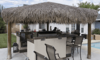 Tiki Bar Ideas for Your Backyard - Outdoor Bar