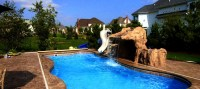 Top 5 Best Pool Slides for Backyard Water Fun - Outdoor Chief