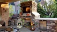 Outdoor Fireplace www.outdoordesignbuild.com - Outdoor ...