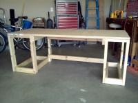 Building a Desk