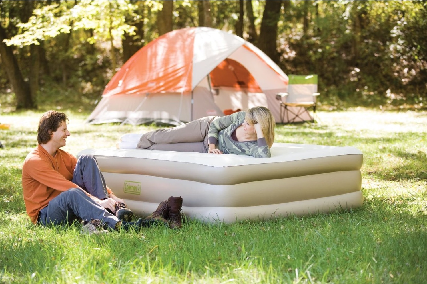 King Size Air Bed Camping Best Air Mattress For Camping Top 10 Picks And Reviews Outdoor Fact