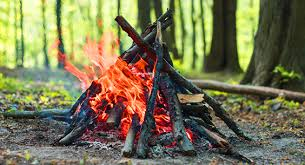How To Build A Campfire Different Types Of Campfires