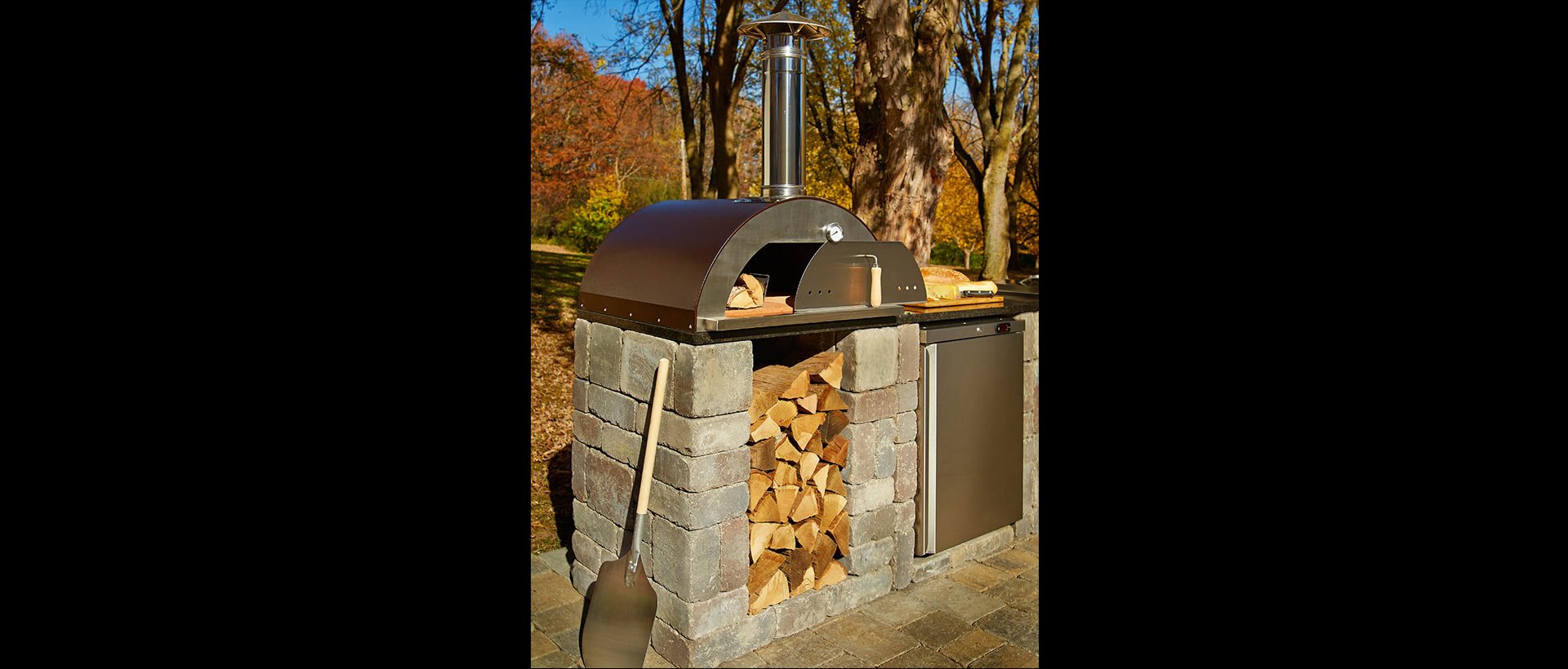 Pizzastand Oven Outdoor Oven Cabinet Necessories Kits For Outdoor Living