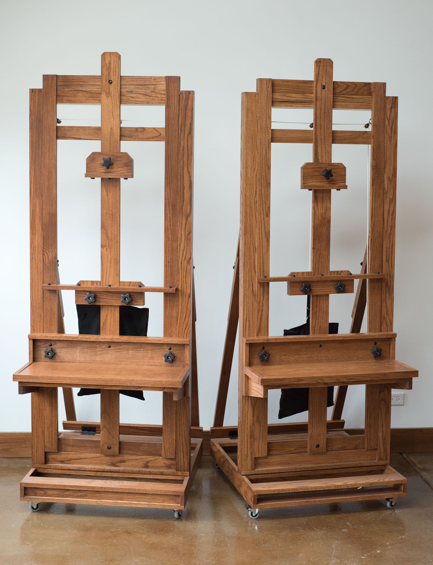 Easels Building The Perfect Easel Reasonably Easily And Affordably