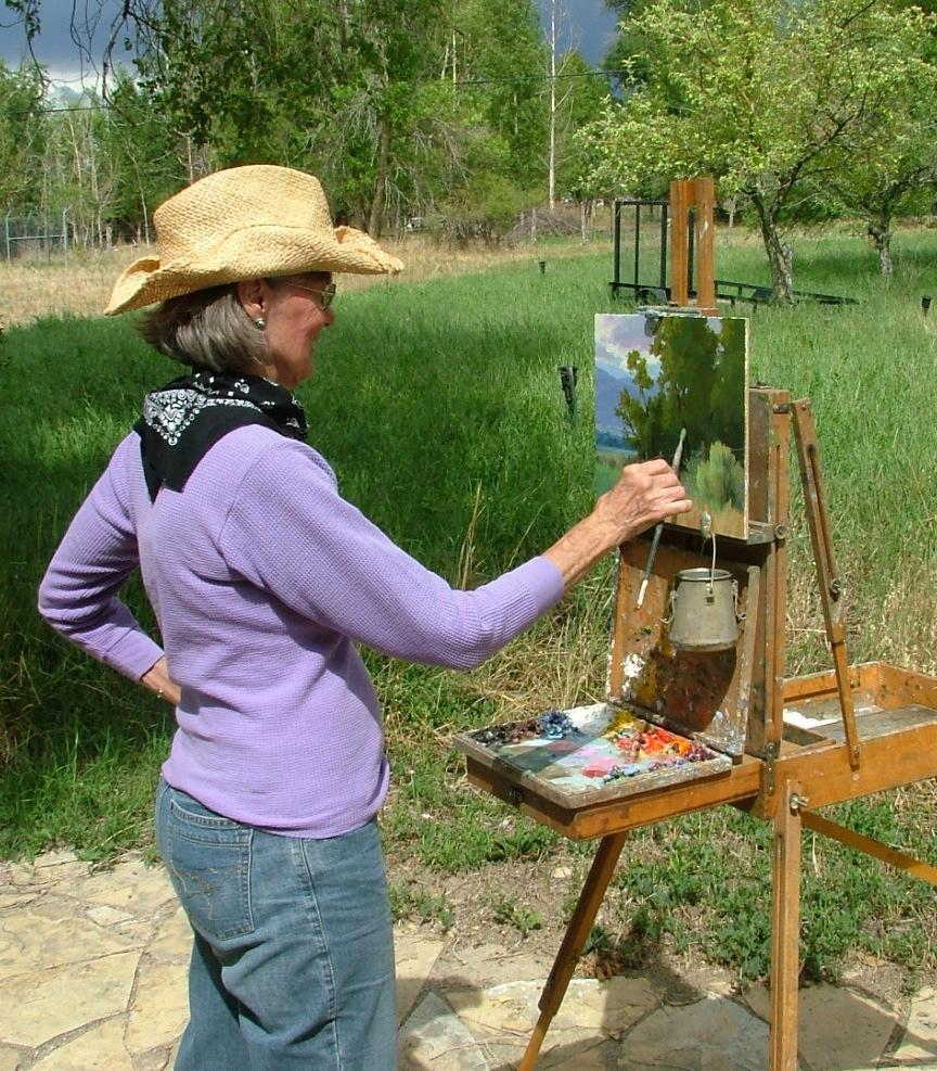 Artist Easel Australia Plein Air Art Supplies Choosing The Right Paint Box Outdoorpainter
