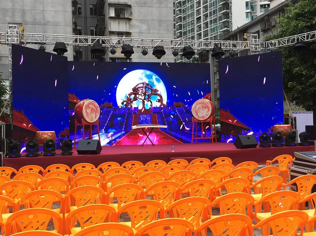 Led Wall China Ip65 P6 67 Rgb Led Wall Screen Display Outdoor High