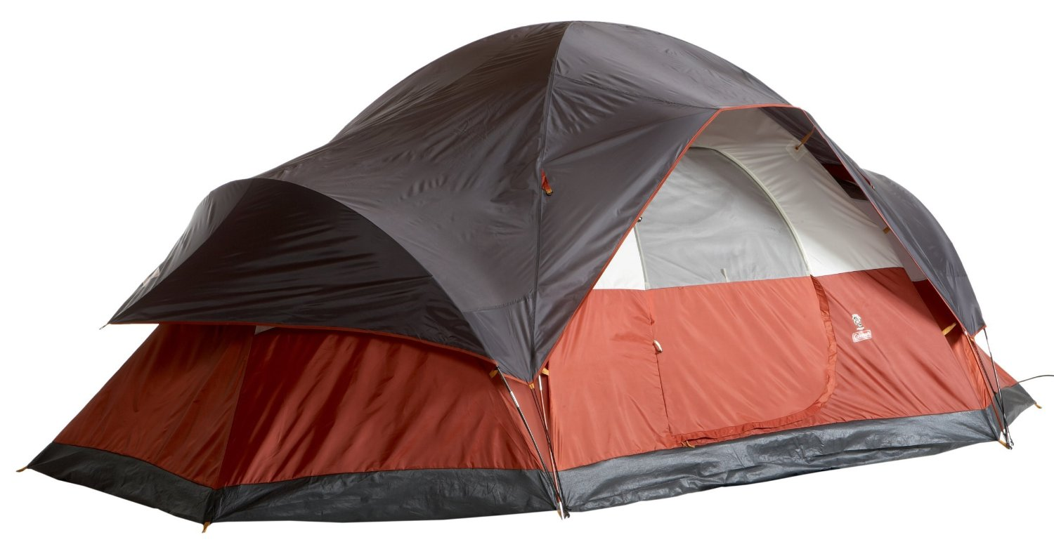 Coleman Red Canyon Tent: For the Entire Family