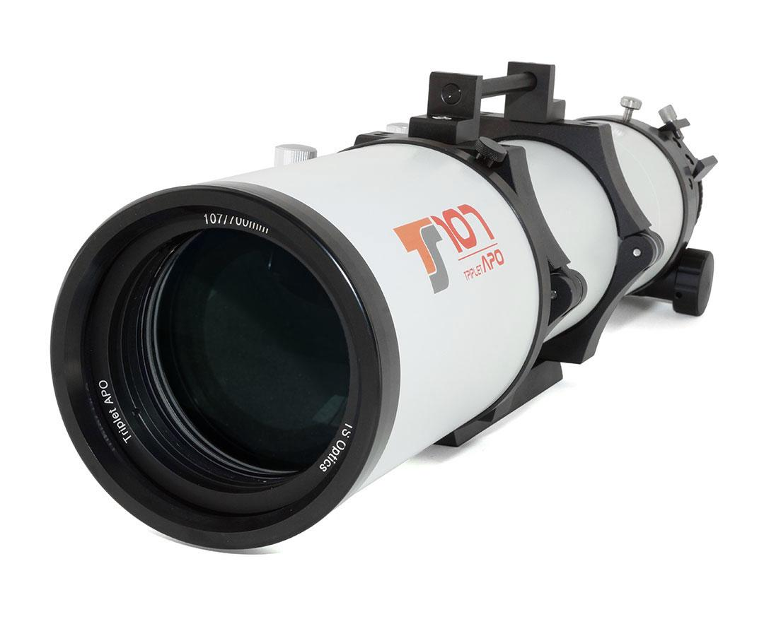 Www.twenga.de Ts Optics Photoline 107mm F 6 5 Triplet Fpl53 Apo Divisible Tube