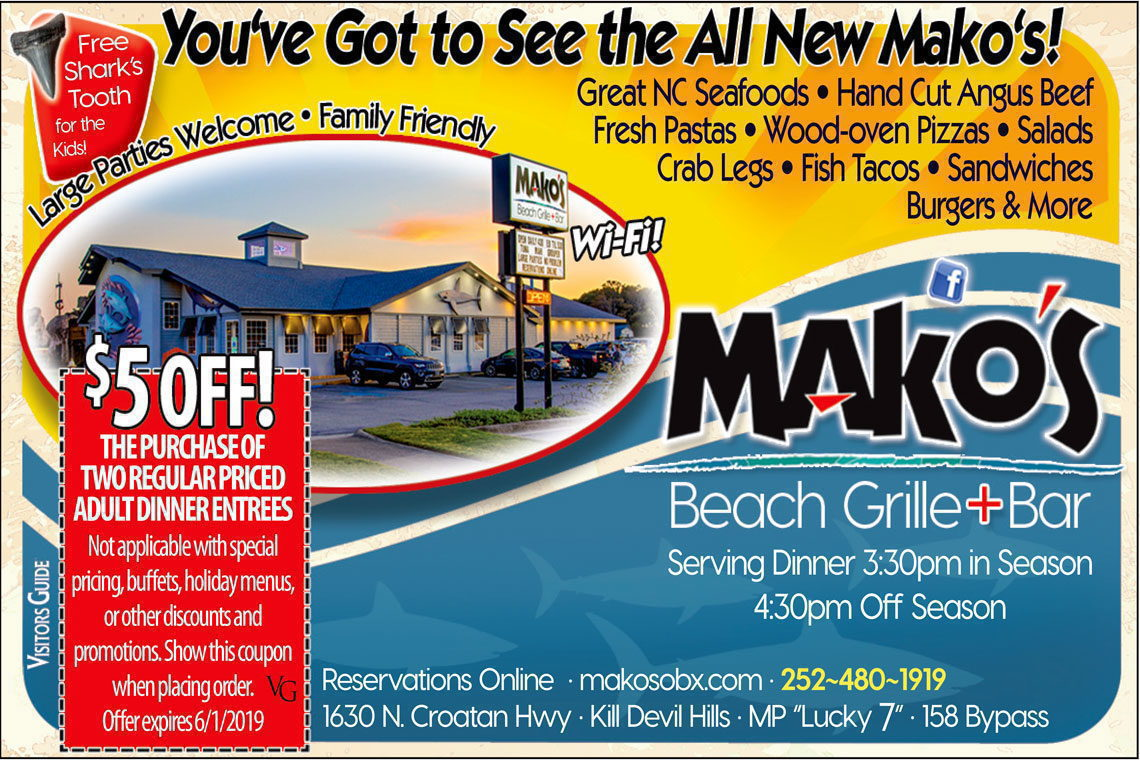 Movie Park Coupon 218 Outer Banks Coupons And Deals For 2019 Outerbanks