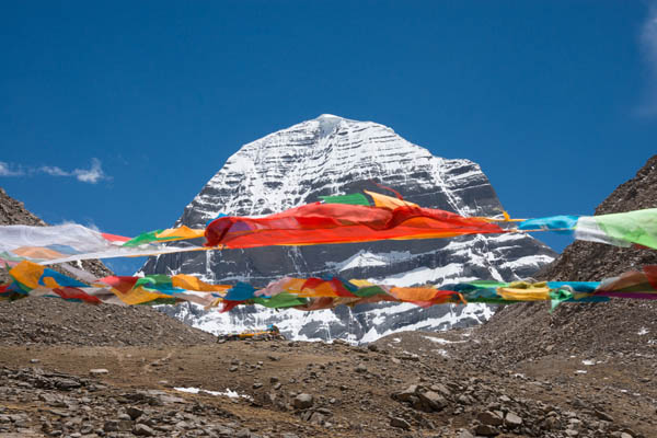 Holy Mt. Kailash, Tibet