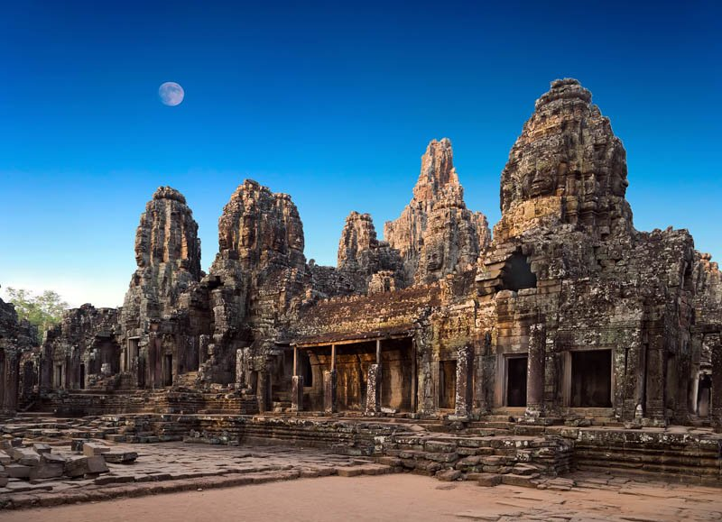 Angkor Wat, Cambodia group tour