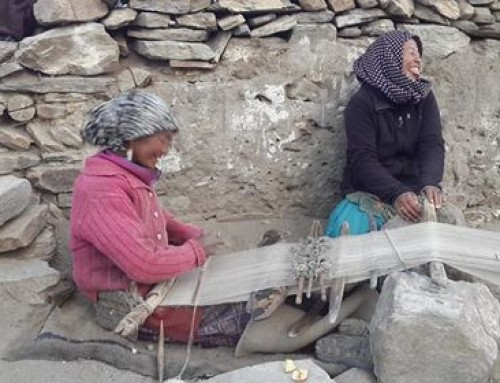 Grandmothers University – A perspective from Ladakh on globalisation