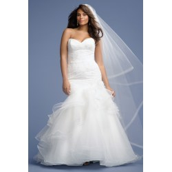 Small Crop Of Wedding Dresses For Plus Size