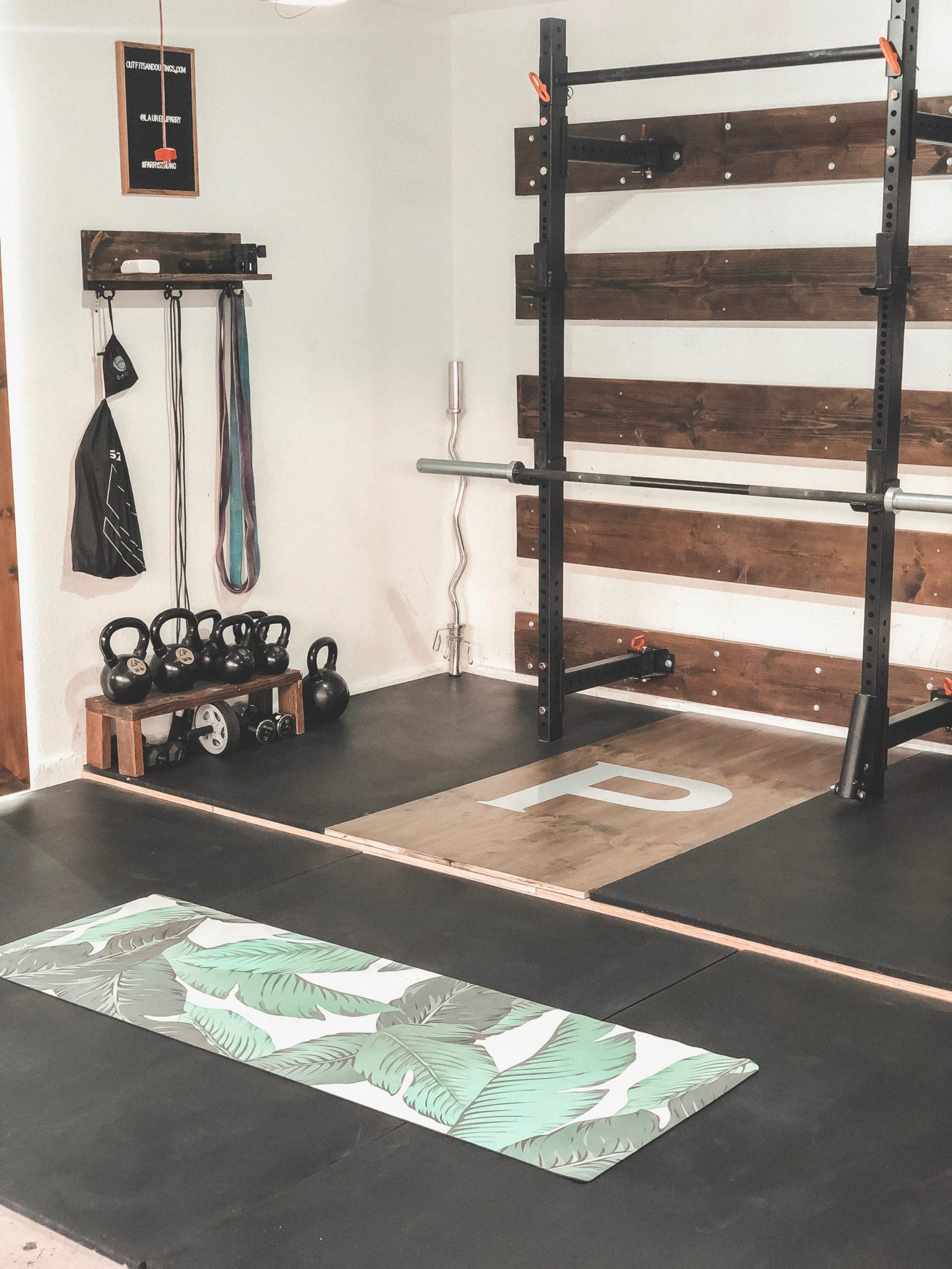 Garage Gym Wall Decor Garage Gym Ideas For Your Home Gym Outfits Outings