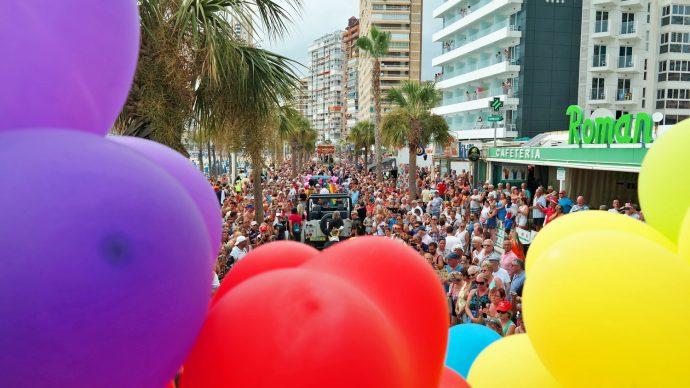 Benidorm Gay Pride