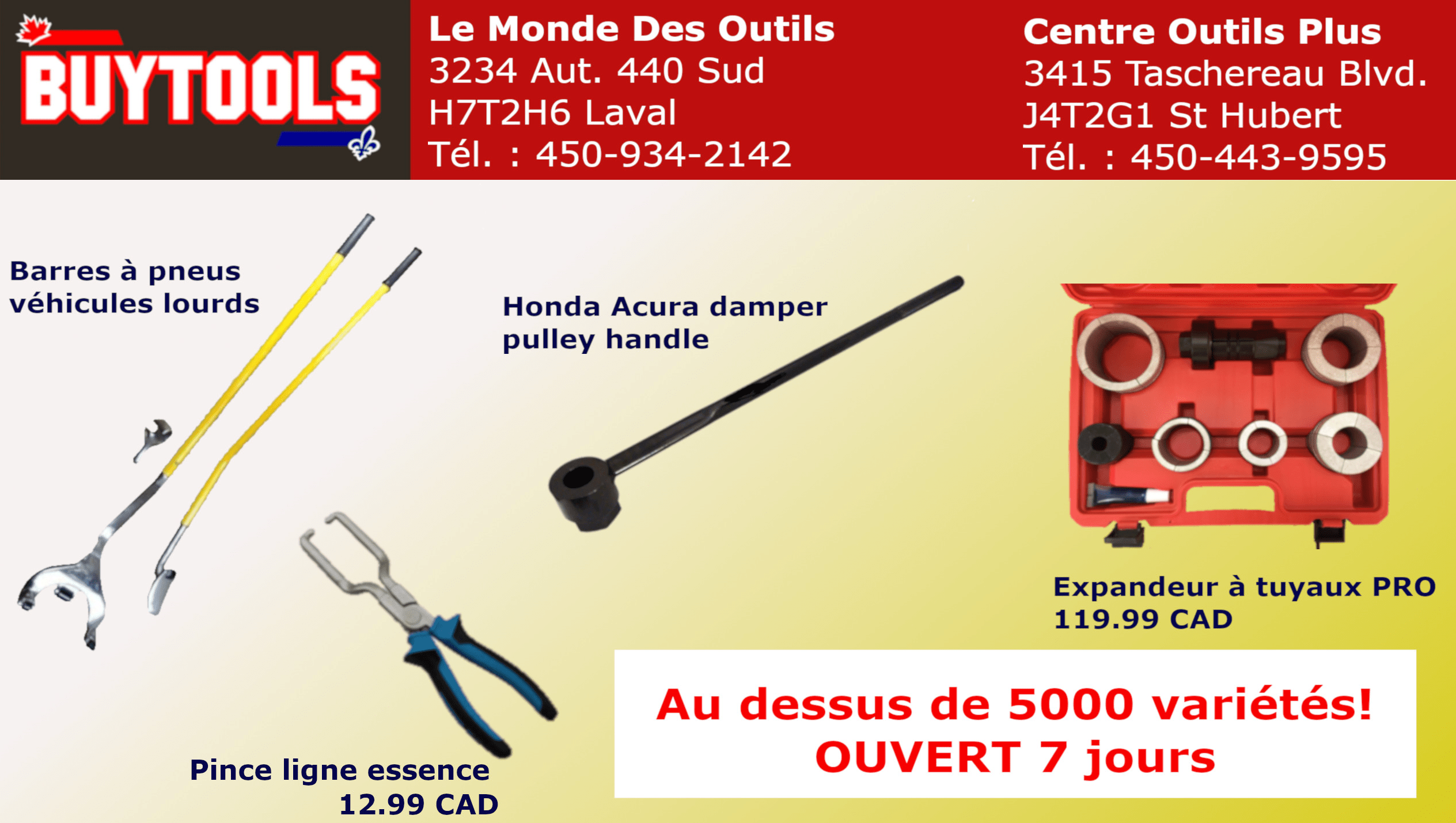 Catalogue Cuir Center Centre Outils Plus