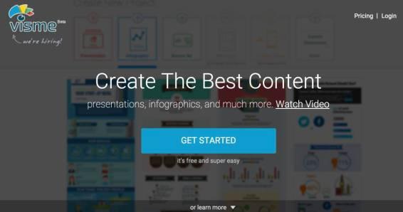 10 outils en ligne pour cr u00e9er des infographies  u2013 les