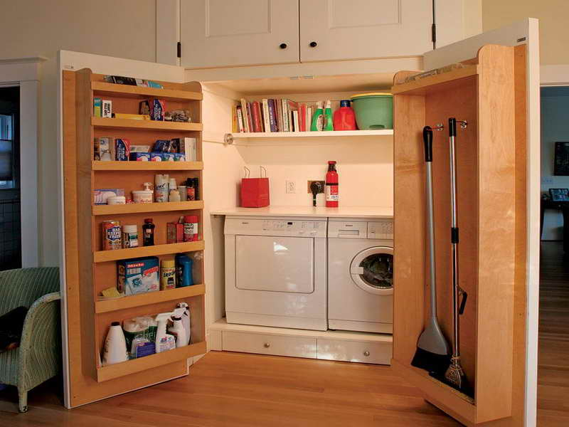 Small Space Storage Solutions On A Budget