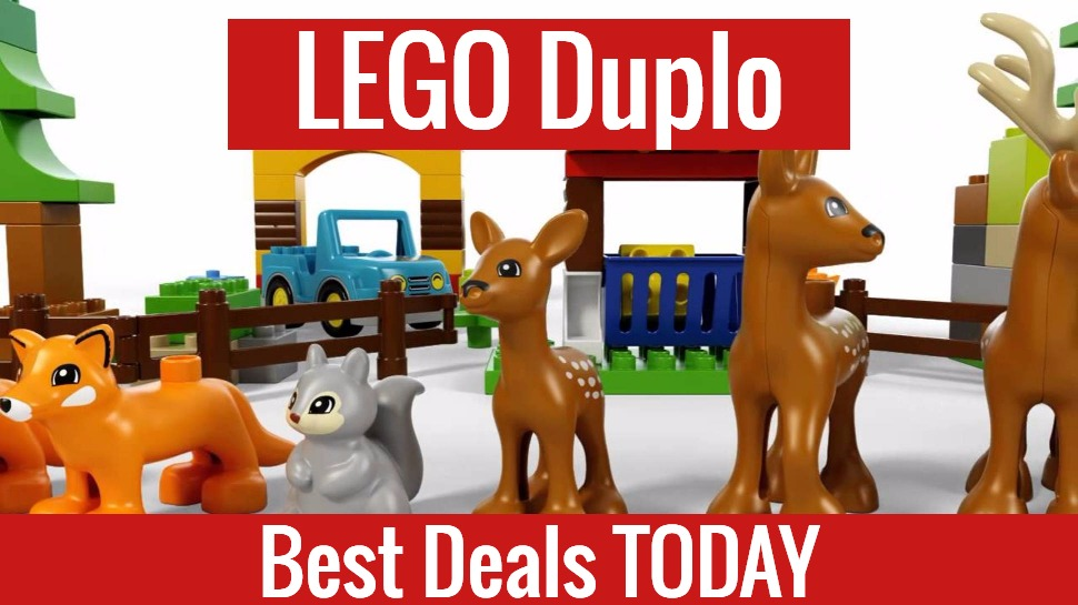 Best LEGO Duplo Deals Today (September 7, 2018) - LEGO Deal Tracker - christmas toy sales