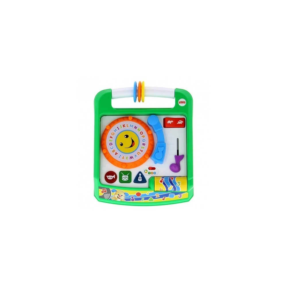 Silla Aprendizaje Fisher Price Fisher Price Dj Aprendizaje Musical Mattel Fbm44