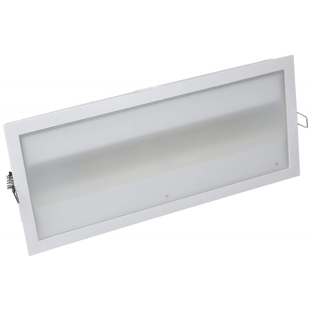 Emergencia Led Normalux Volutta Led 2h 180lm Blanco Luminaria Emergencia Techo