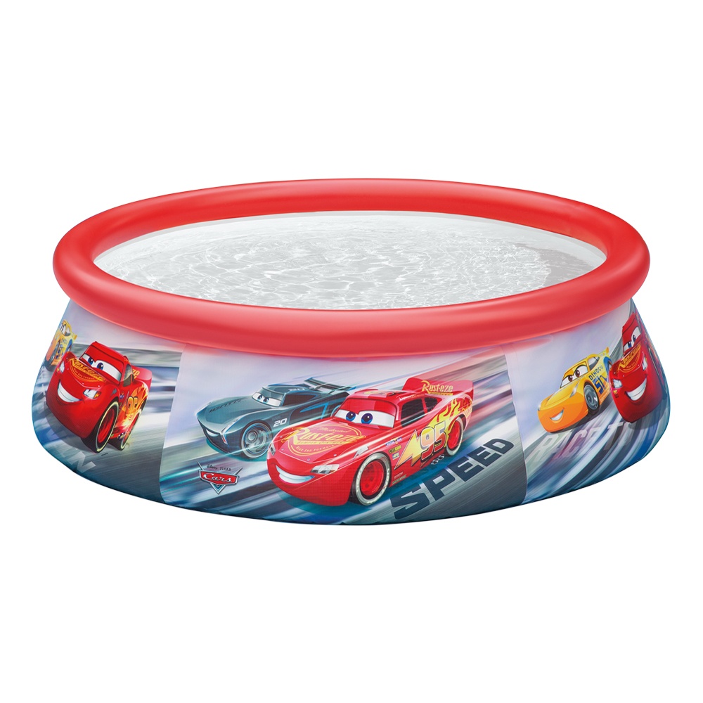 Piscina Intex Niños Piscina Hinchable Easy Set Cars Intex