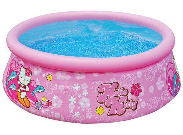 Filtro Para Piscina Hinchable Piscina Hinchable Easy Set Hello Kitty Intex - Outlet