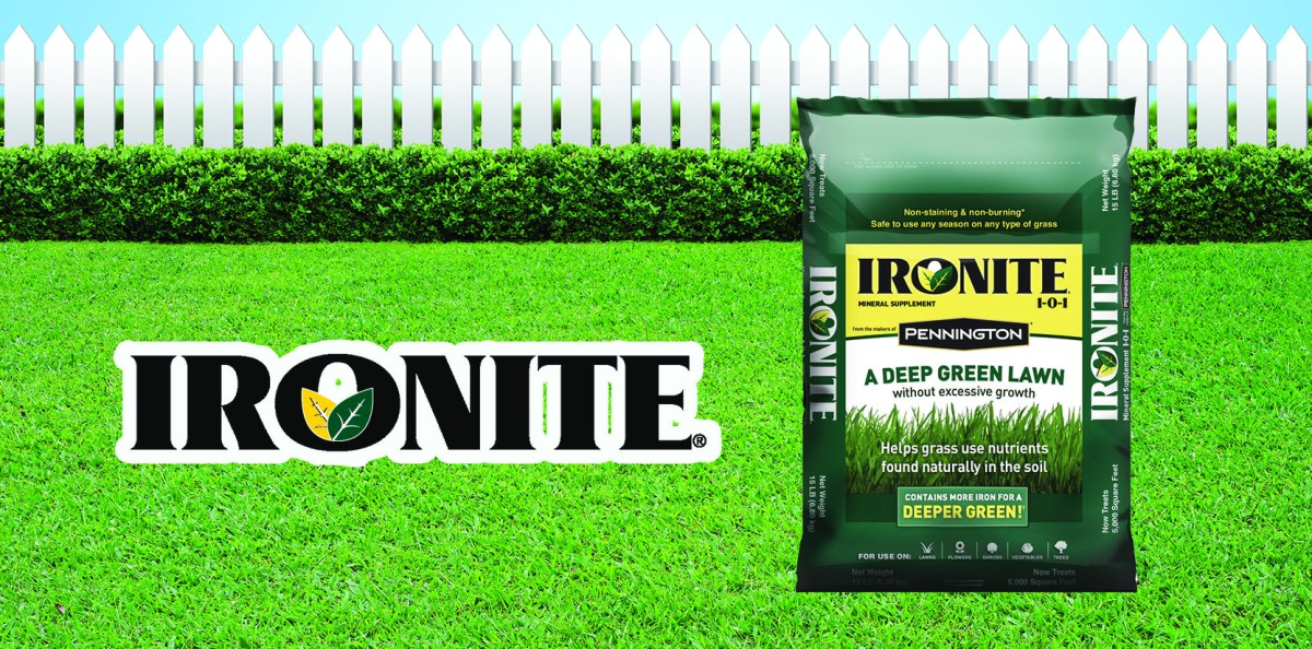 Greening Up Lawns With Ironite®