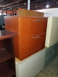 Used Lateral Filing Cabinet from Outlook Office Solutions, llc