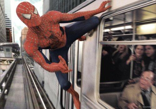 Bild zu Spider-Man 2 ( 2004 )