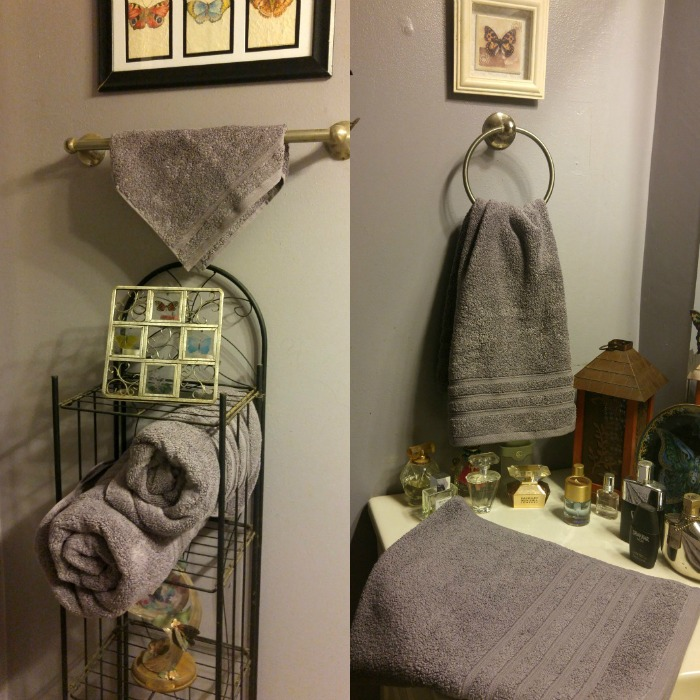 Hotel Collection Ultimate Micro Cotton Bath Towels Review & Giveaway