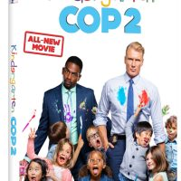 Kindergarten Cop 2 Now Out on DVD + Giveaway