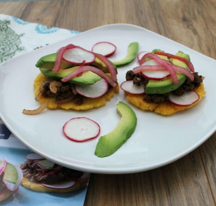 Beef Arepas Recipe & 2 Free Blue Apron Meals
