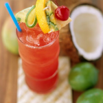 Rum Punch Recipe & More from LuLu's Kitchen