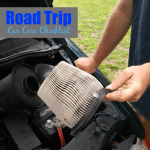 Road Trip Car Care Checklist